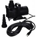 Algreen MaxFlo 20000 to 5500 GPH Pond and Waterfall Pump for Gardening