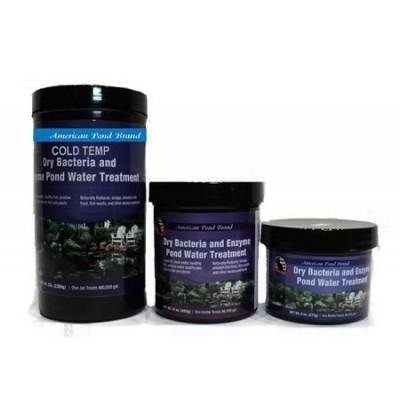Pond Cold Temperature Dry Bacteria Treatment 32oz