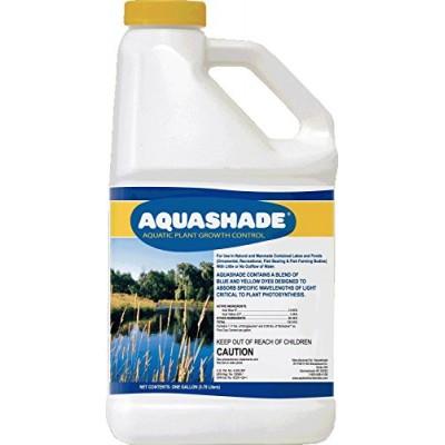 Applied Biochemists Aquatic Algaecide Herbicide Colorant Aqua Shade Organic Plant Growth Control (390704A)