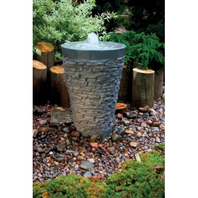 Aquascape AQSC Fountain Stacked Slate