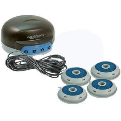 Aquascape 75001 Pond Air 4 (Quadruple Outlet Aeration Kit)