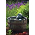 Aquascape AQSC Man In Barrel Fountain with Pump