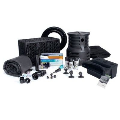 Atlantic Water Gardens Pond-Free Professional Waterfall Kit - 4800 GPH Pump