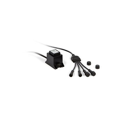 Atlantic Water Gardens SOL30X4 4-Way SOL LED Lighting Wiring Kit, 30 watt Warm White