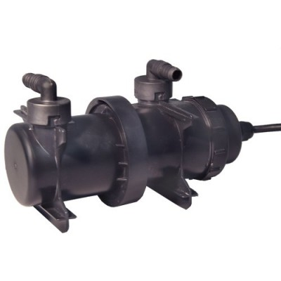 Beckett Uv Filter , 9 Watt Bulb, In Line Without Pump