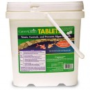 GreenClean Tablets - 8 lbs -  Algae Preventative.  Koi Pond, Fountain, Water Gardens, Water Features. EPA Registered. Safe for Fish, Plants, Pets a...