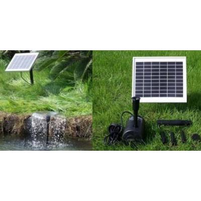 5 Watt Solar Powered Water Fountain Pump