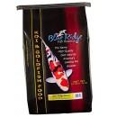 Blue Ridge Fish Food Pellets [25LB] | Mini and Large, Koi and Goldfish Growth Formula | Floating Pellet, Balanced Diet