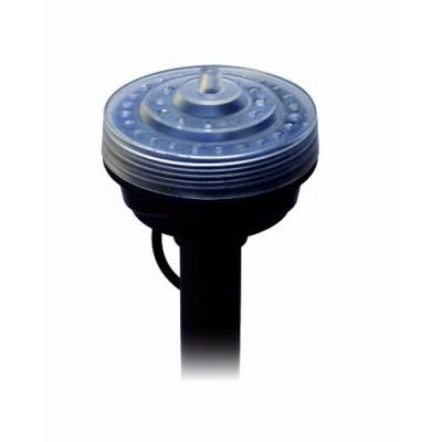 Cobalt Pond LED 12b - 1-Inch Fountain Head, Blue