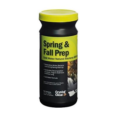 CrystalClear Spring & Fall Prep 12 pkt