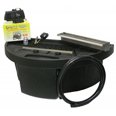EasyPro Pond Products Vianti Falls Extended Lip Spillway Kit without Light, 23""