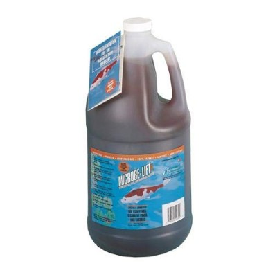 Eco Labs 971047 10PLG4 Microbe Lift PL Bacteria for Watergardens Gallon