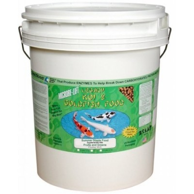 Ecological Labs MLLFGXL 13lb. 4oz. Koi Legacy Fruits and Greens