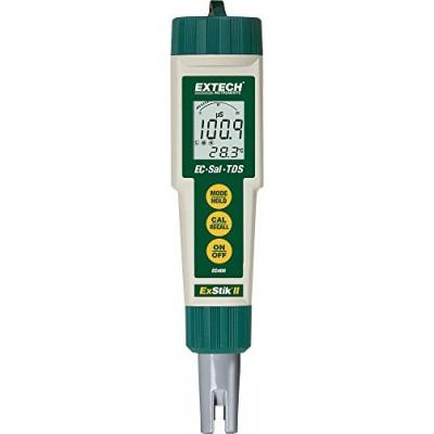 Extech EC400 ExStik Waterproof Conductivity, TDS, Salinity, and Temperature Meter