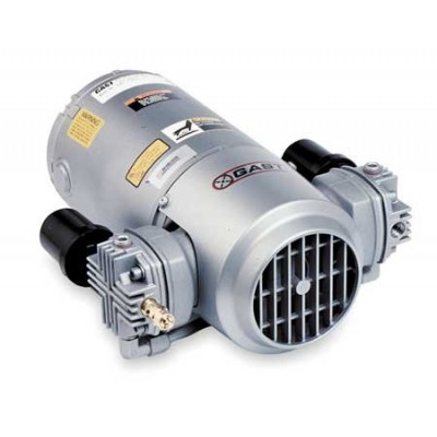 Piston Air Compressor, 1/3HP, 115V, 1Ph