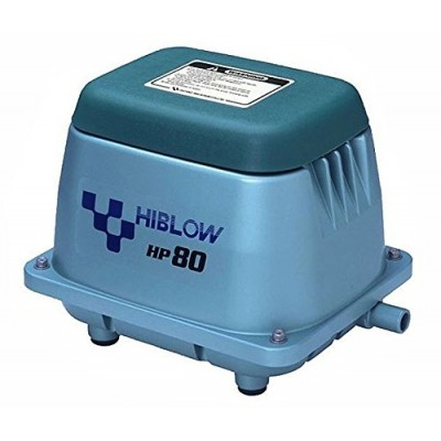 HI-BLOW (HP 80) LINEAR AIR PUMP POND AERATION SEPTIC AERATOR