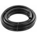 Little Giant 566182 T-1-1/2-25 BFPVC Flex PVC Tubing, 1-1/2-Inch by 25-Feet, Black