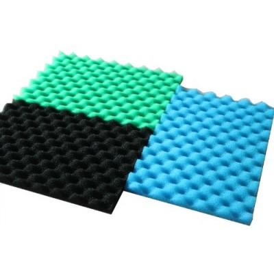 "LTWHOME Fish Pong Foam Filter Sponge Set 17"" X 11"" Media (Pack of 1 Set)"