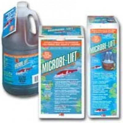 Fish & Aquatic Supplies Microbe Lift Pl 5 Gal