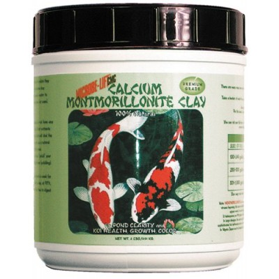 Microbe Lift 2-Pound Pond Calicium Montmorillonite Clay MLKKB2