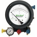 "Mid-West 845-5 5-Valve Backflow Test Kit, 18-1/2"" Length x 9"" Width x 9-3/4"" Height"