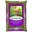 Morning Song 014203 1022526 Year-Round Wild Bird Food, 40-Pound, 40 lb