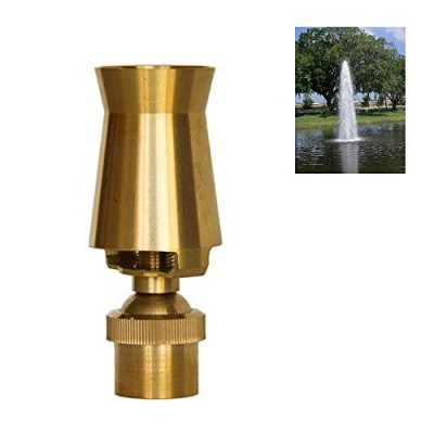 "NAVA Ice Tower Cascade Fountain Nozzle Spray Head Pond (1 1/2"" DN40)"