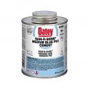 Oatey 30893 PVC Rain-R-Shine Cement 16-Ounce Blue
