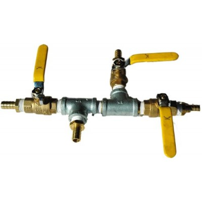 Outdoor Water Solutions ARL0043 3-Way Selector Valve