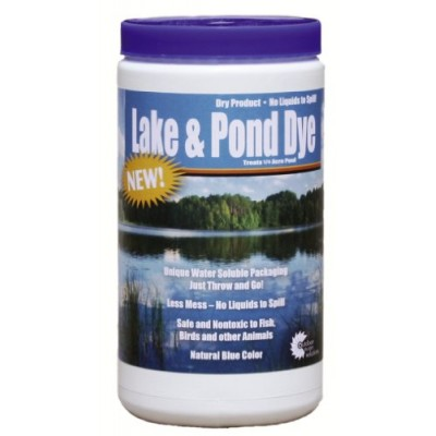 Outdoor Water Solutions PSP0196 Lake and Pond Dye