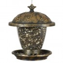 Perky-Pet 305 Holly Berry Gilded Chalet Wild Bird Feeder