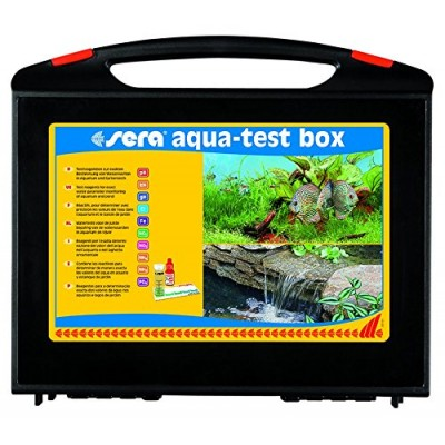 Sera aqua-Test box (+ Cl) Aquarium Test Kits
