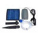 Solarrific G3035 Solar Air Pump for Fish Pond