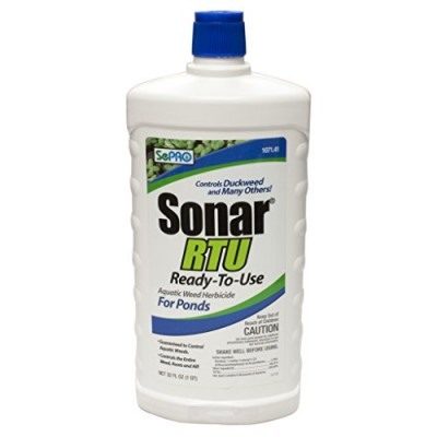 SePRO Sonar RTU Aquatic Weed Herbicide 4 Quart Case