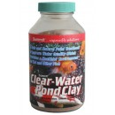 Summit 137 Clear-Water Pond Clay, 1-Pound Treats 6000-8000-Gallon