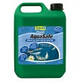 TetraPond AquaSafe Water Conditioner, Makes Tap Water Safe for Ponds