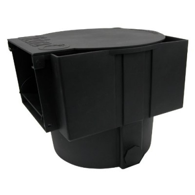 TetraPond In-Pond Skimmer, for TetraPond Water Garden Pumps and Waterfal Filters, 1 Count
