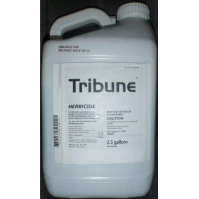 Tribune Herbicide 2.5 gallons contains 37.3% Diquat dibromide same as Reward Herbicide