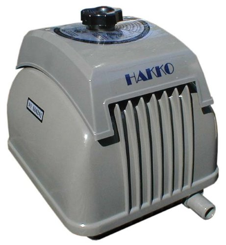 Hakko 60l Air Pump For Aeration Of Koi Ponds Water Gardens