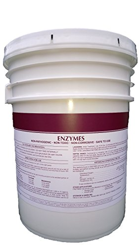 Patriot Chemical Sales 10 Pounds Enzymes Powdered Grease