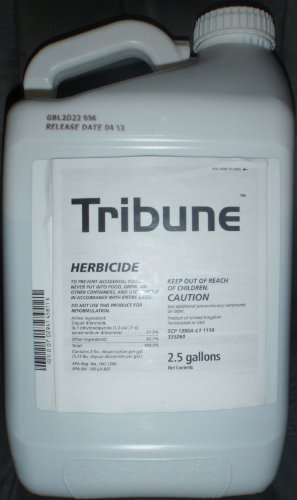 Tribune Herbicide 2 5 Gallons Contains 37 3 Diquat